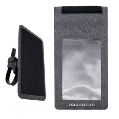 Addmotor Bike Handlebar Bag Cell Phone Mount Holder Storage Waterproof Sensitive Touch Screen