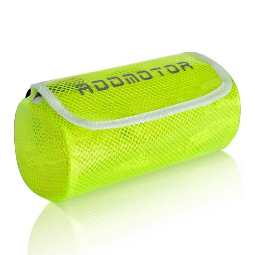 Pre-sale Addmotor 2019 Latest Waterproof Translucent Electric Bicycle Front Frame Storage Bag