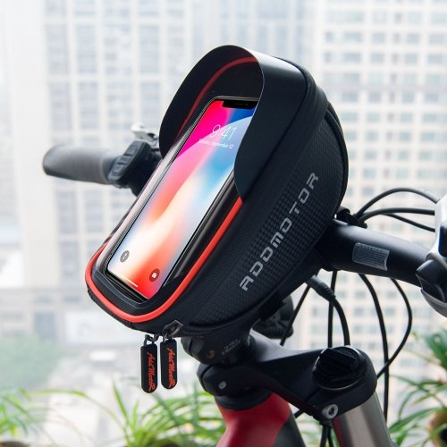 Pre-sale Addmotor 2019 New Waterproof Riding Mobile Phone Bag