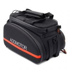 Addmotor Bike Cycling Bag Waterproof Large Capacity Rear Package Multi-Function Storage Bags