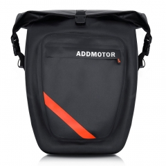 Addmotor Bike Cycling Rear Rack Bag Waterproof Large Capacity Package Dual-Use Portable Storage Bags