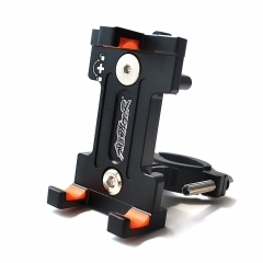 Addmotor Aluminum Bicycle MTB Bike Motorcycle Handlebar Phone Holder Mount