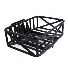 Addmotor Electric Bike Metal Front Basket Storage