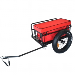 Fat Tires Trailer with Bag