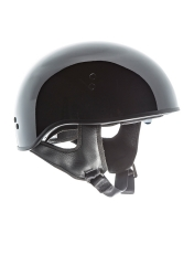 TORC® T-55 Drop Down Half Shell Helmet Gloss Black