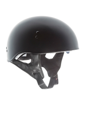 TORC® T-55 Drop Down Half Shell Helmet Matte Black